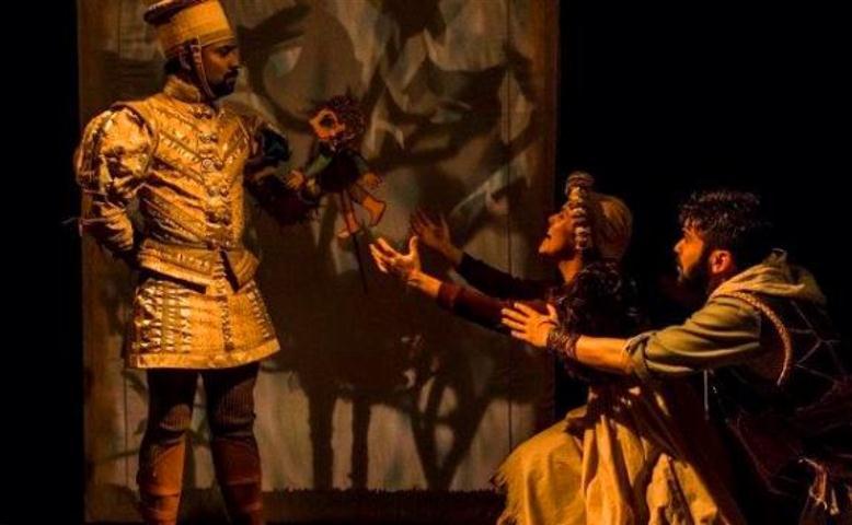 """""""Los dos príncipes"""", de Teatro de Las Estaciones"""
