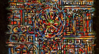 """""""Catedral"""", 1956"""
