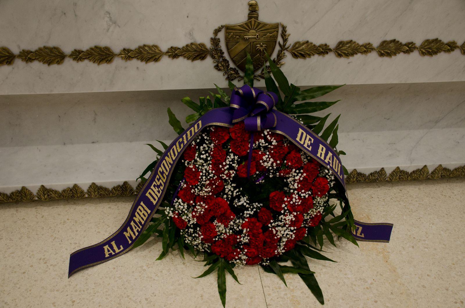 16. Homenaje del Presidente de la República, General de Ejército Raúl Castro Ruz