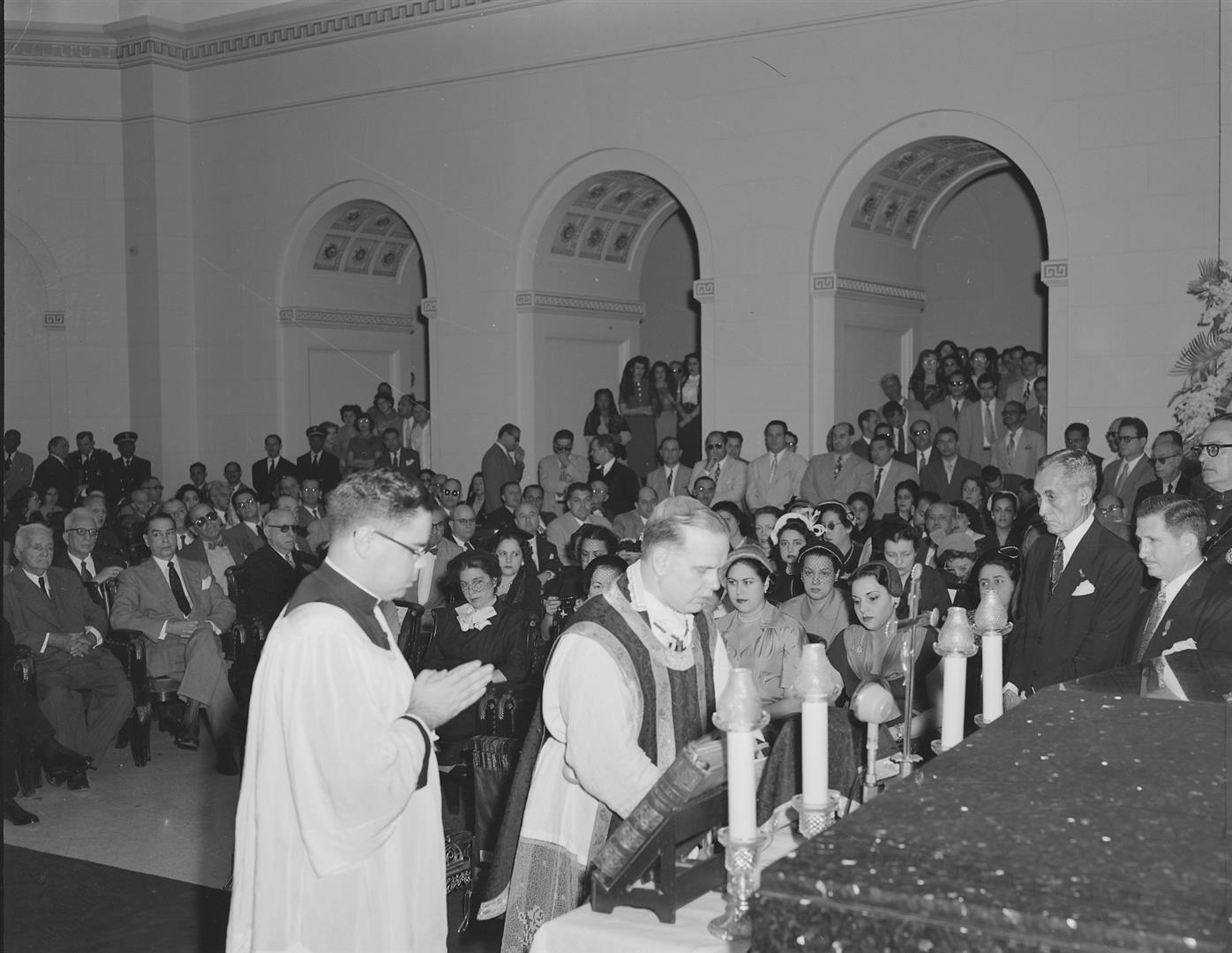 8. Acto Céspedes 1953