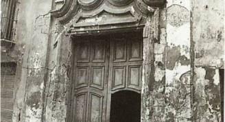 Casa Calderón, década de 1990