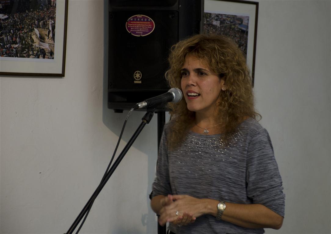 Aliana Martínez, Directora de la Casa-Mueso Oswaldo Gauayasamín