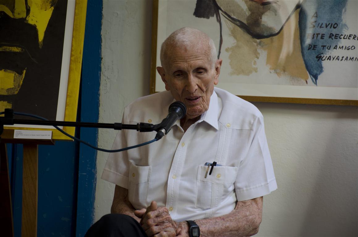 José Ramón Fernández, Héroe de la República de Cuba, Presidente del Comité Olímpico Cubano por 20 años y Asesor del Presidente Cubano Raúl Castro Ruz