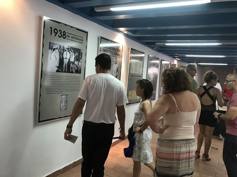"""Muestra """"Emilio Roig de Leuchsenring: un gestor de la cultura cubana"""""""
