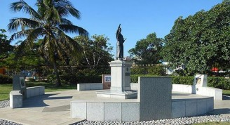 Monumento a Hasekura (foto de la Web)