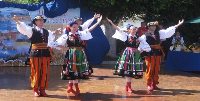 X Semana de la Cultura Polaca en La Habana