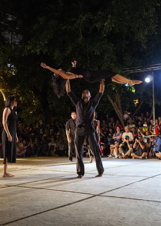 XXII Festival Internacional de Danza en Paisajes Urbanos: Habana Vieja Ciudad en Movimiento