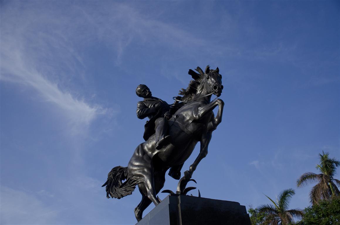 Estatua José Martí