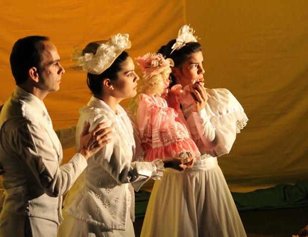 """""""Los zapaticos de Rosa"""", a cargo de la compañía Teatro de Las Estaciones"""