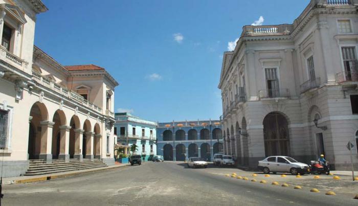 Plaza de la Vigía, Matanzas