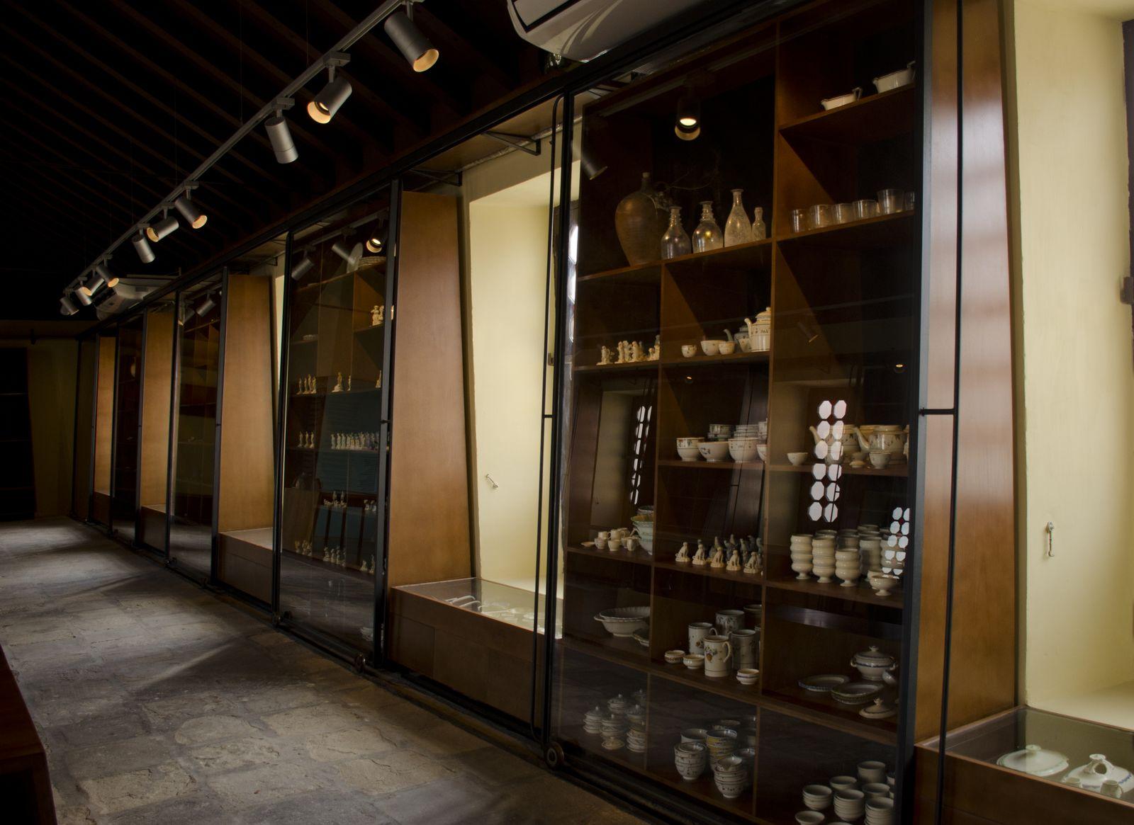 Museo de la Marinería, en el Castillo de la Real Fuerza