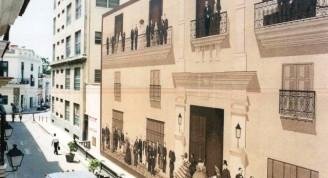 Mural de Mercaderes, 2003
