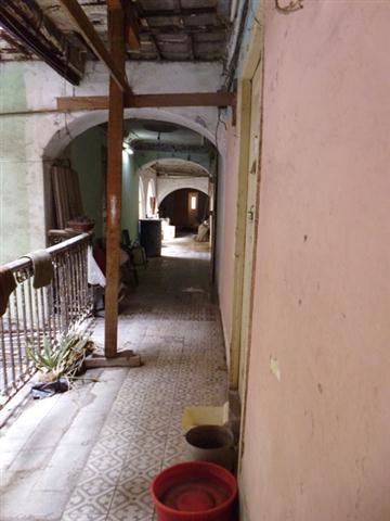 Interior, galerías planta alta