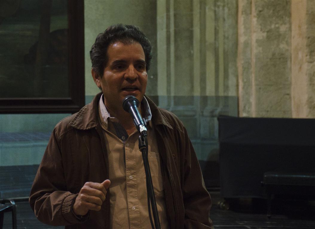 """Arquitecto Juan Carlos Pérez Botello, director de la Escuela Taller """"Gaspar Melchor de Jovellanos"""""""