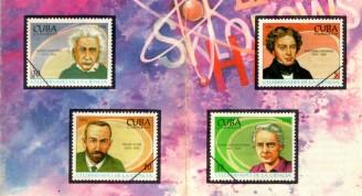 sellos personalidades de la ciencia (Medium)