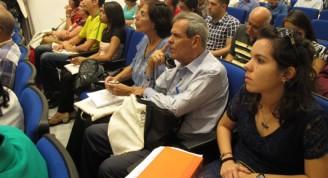 Participantes en el Taller Energías renovables y eficiencia energética en la rehabilitación de los centros históricos