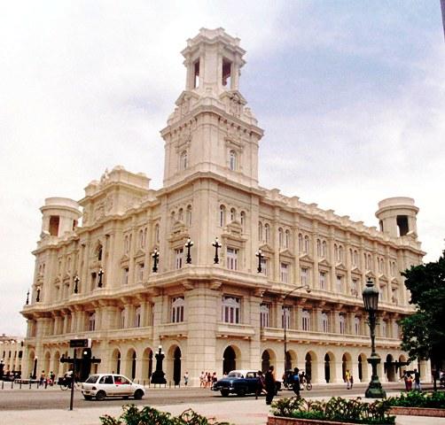 Centro Asturiano después de la restauración