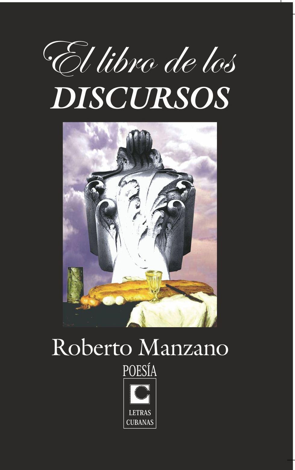 EL LIBRO DE LOS DISCURSOS CUBIERTA