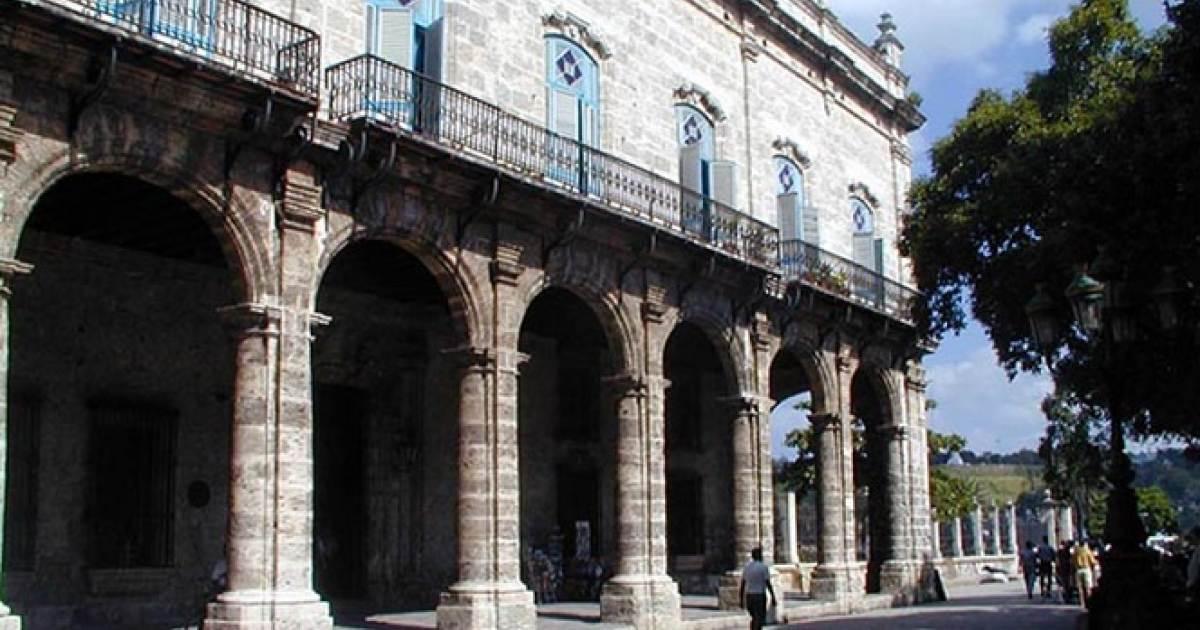 Centro para la Interpretación de las Relaciones Culturales Cuba-Europa (Palacio del Segundo Cabo)