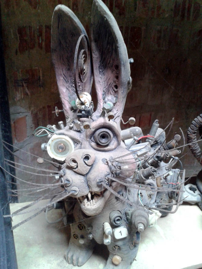 conejo web