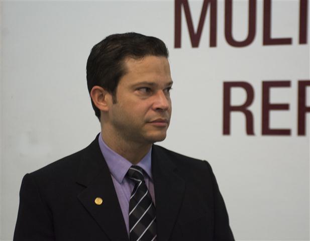 El historiador dominicano Edwin Espinal Hernández