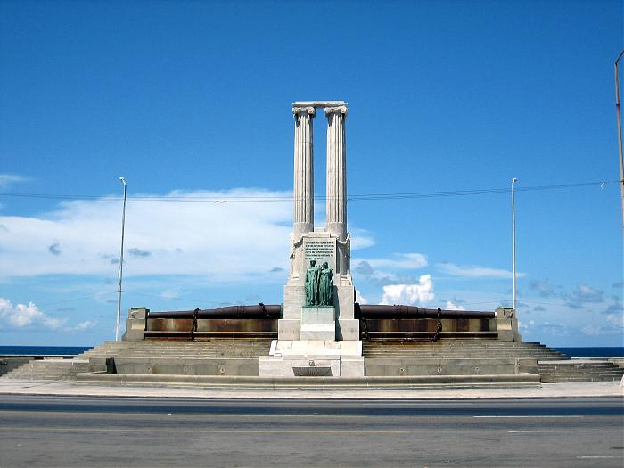 monumento sin águila