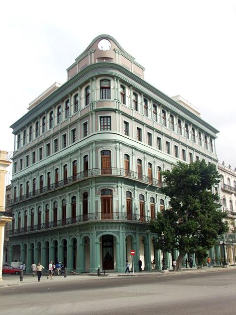 Hotel Saratoga, después