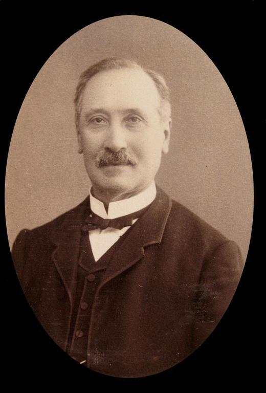 Juan Antonio Bances Álvarez. (San Román, 1820 - La Habana, 1907)