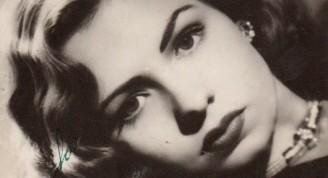 Rosa Elena Miró, soprano cubana - RHC Radio Cadena Azul - La Habana, 1950s