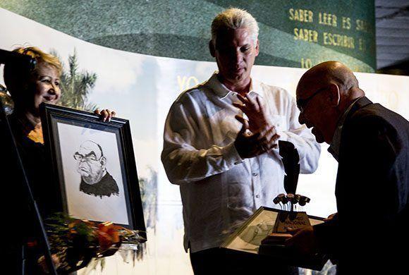 Ciro Bianchi, columnista de Juventud Rebelde. Foto: Ismael Francisco/ Cubadebate