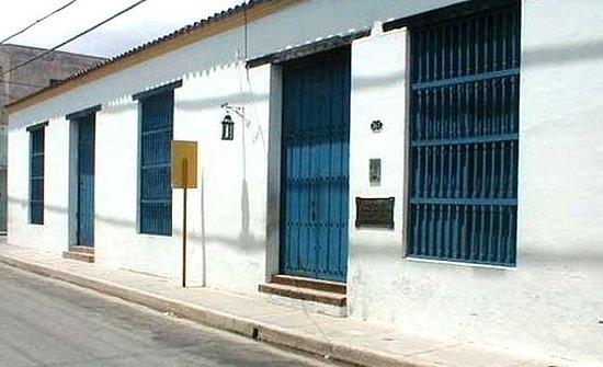 Casa Natal Calixto García, en Holguín