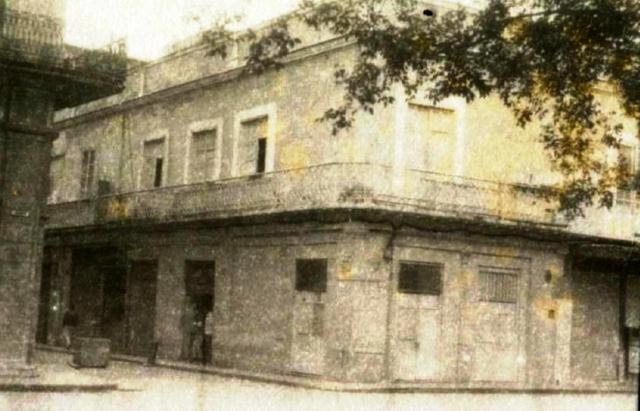 Oficios 6 esq. Obsipo 109, década del '60