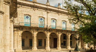Foto: Néstor Martí / Tomado del perfil de facbook del Centro para la interpretación de las relaciones culturales Cuba-Europa.