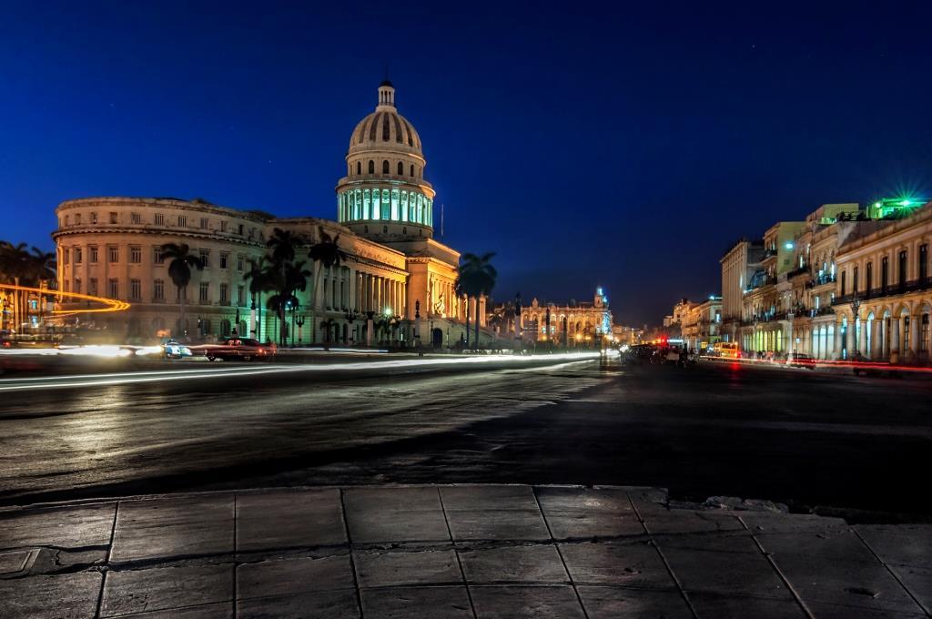 Capitalinas noches