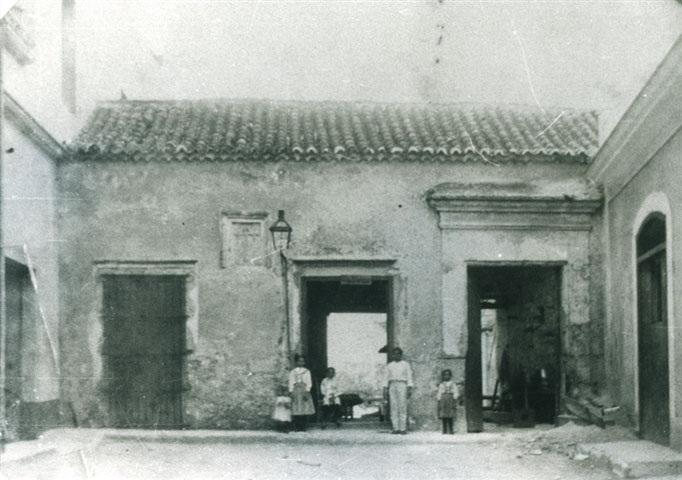 San Ignacio No. 62, entonces 22, finales del siglo XIX