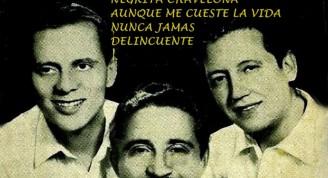 Trío Los Panchos - Minigrove 45 - Front