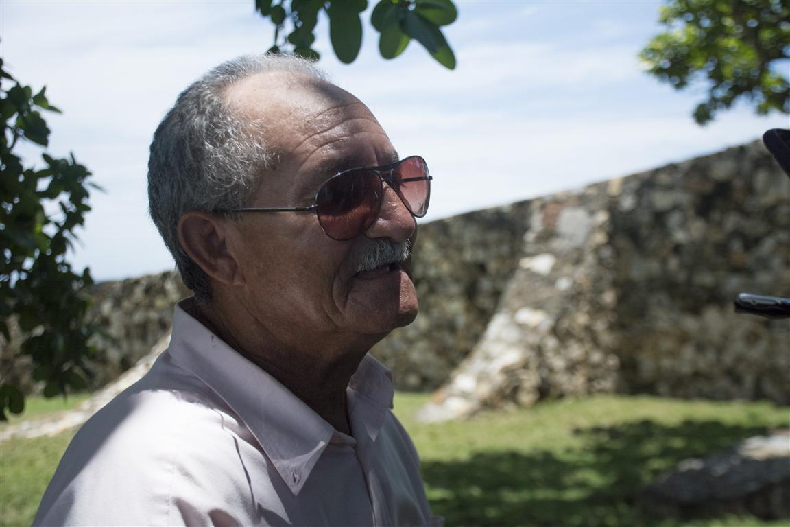 historiador Cesar Martín García (Medium)