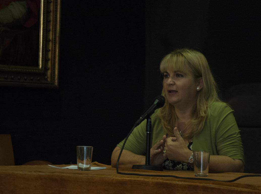 Magda Resik, Directora de Comunicación de la Oficina del Historiador de la Ciudad de La Habana