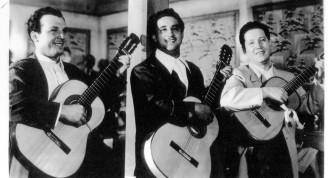 trio los Panchos original 1944 001