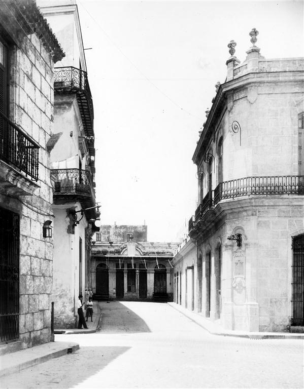 allejón del Chorro,1936
