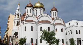 Iglesia Ortodoxa Rusa en La Habana