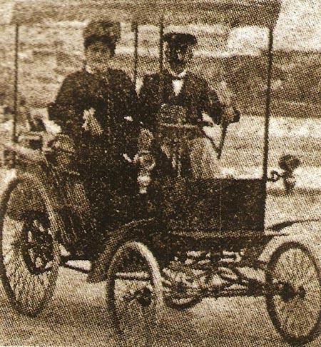 jose-munoz-first-car-cuba