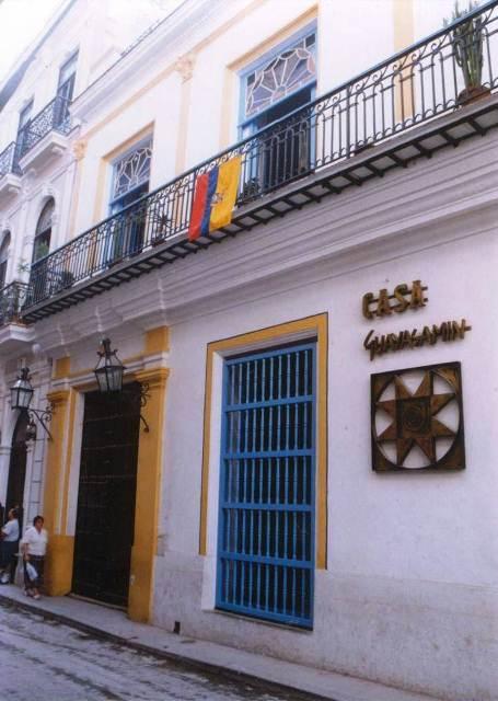2-Obrapía 111, después de la restauración. Casa Guayasamín