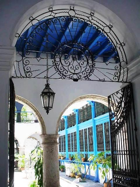 Oficios 8, interior después de la restauración
