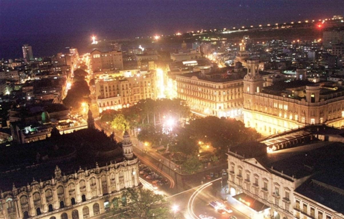 Parque Central imagen actual