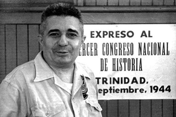 Emilio Roig de Leuchsenring, primer historiador de la Ciudad de La Habana