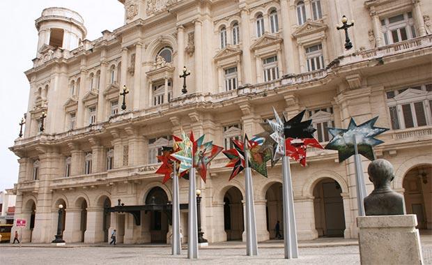 Edificio de Arte Universal del Museo Nacional de Bellas Artes, Cuba