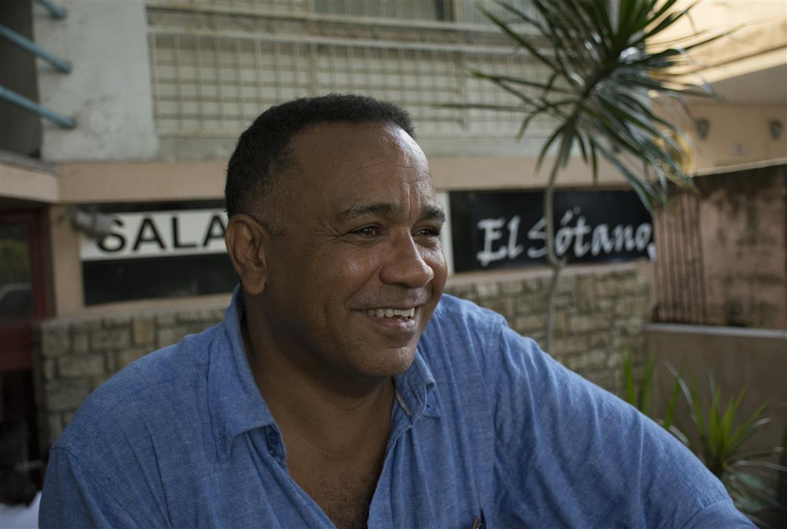 """Tony Arroyo, director de """"La muerte y la doncella"""""""