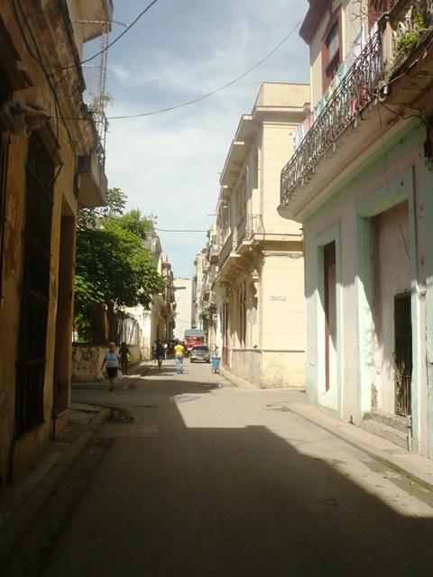 Calle Tejadillo hacia Monserrate