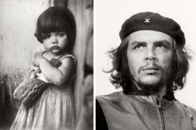 Alberto Díaz (Korda): La niña de la muñeca de palo (1959) y Guerrillero Heroico (1960).